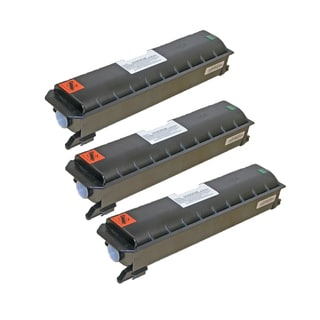 3PK T1640 Compatible Toner Cartridge For Toshiba E-Studio 163 165 166 167 203 205 206 207 237 ( Pack of 3 )
