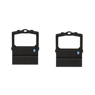 2PK Compatible 52106001 Ribbons For OKI ML-590 591 ( Pack of 2 )