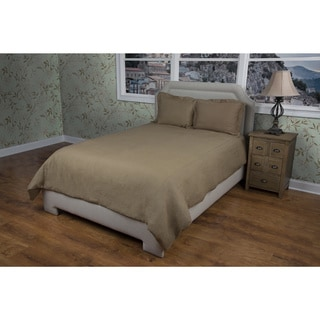 Rizzy Home Covington Khaki Duvet Cover