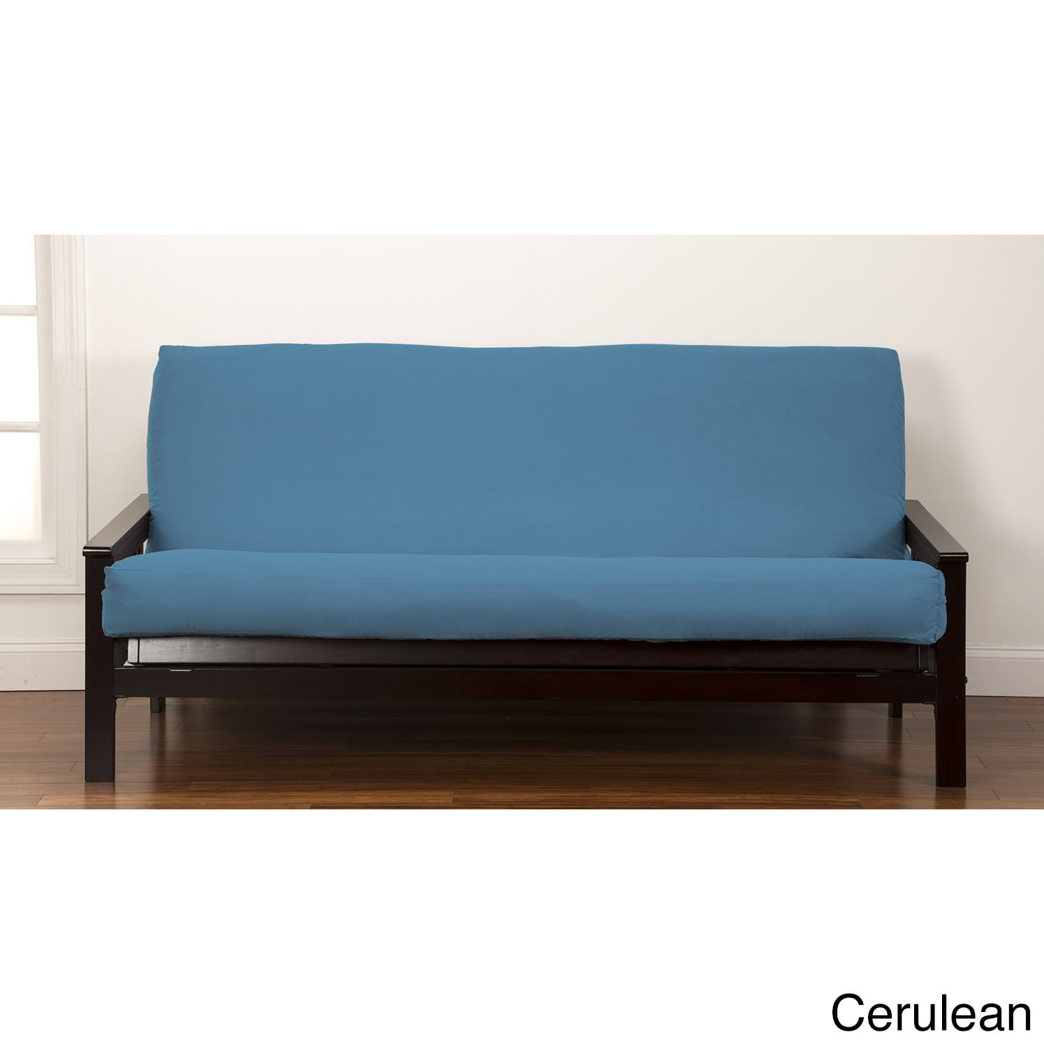 blue futon covers for less   overstock    rh   overstock