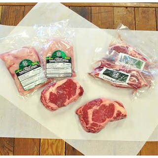 White Oak Pastures Meat Sampler