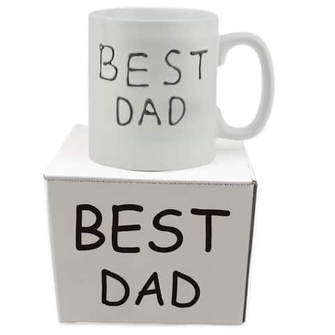 Red Vanilla Best Dad 20oz Mug