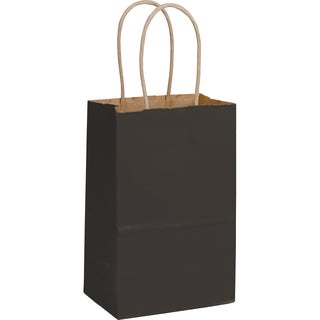 Black Mini Cub Shopper