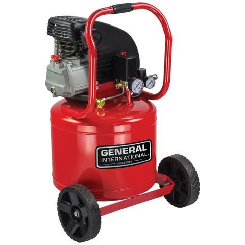 General International 2hp 11-gallon Vertical Air Compressor