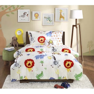 Mi Zone Kids Jungle Josh 8-piece Bed in a Bag with Sheet Set (2 options available)