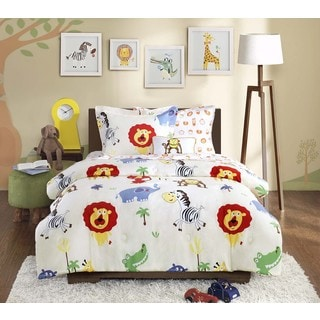 Mi Zone Kids Jungle Josh 8-piece Bed in a Bag with Sheet Set