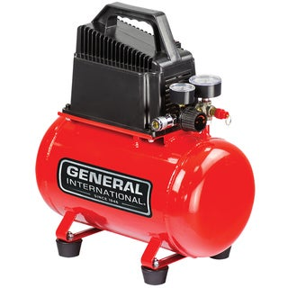 General International 0.33hp 3-gallon Hot Dog Air Compressor
