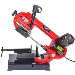 General International 4-inch Metal Band Saw