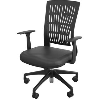 Balt Fly Chair Grey Mid Back Office Chair