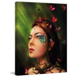 Marmont Hill - Gaia Painting Print on Canvas