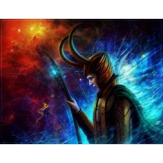 Marmont Hill - Loki Painting Print on Canvas
