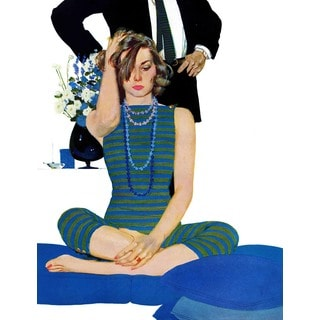 Marmont Hill - End of a Marriage by Coby Whitmore Painting Print on Canvas