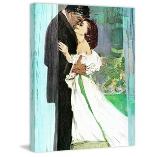 Marmont Hill - An Echo of Love by Joe de Mers Painting Print on Canvas