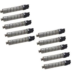 10PK Compatible 888308 Type 145 Toner Cartridges For Ricoh Aficio CL4000 CL4000DV CL4000DN SPC410DN SPC411DN ( Pack of 10 )