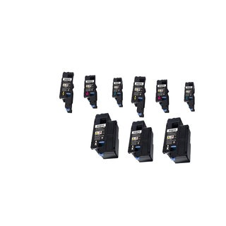 2Set + 1BK Compatible 106R02759 106R02758 106R02757 106R02756 toner Cartridges For XEROX Phaser 6022 ( Pack of 9)