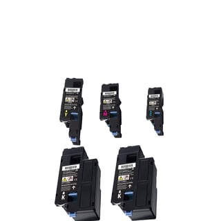 5 PACK Compatible 106R02759 106R02758 106R02757 106R02756 toner Cartridges For XEROX Phaser 6022 WorkCentre 6027 ( Pack of 5)