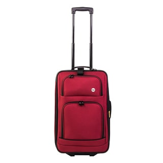 Bags Stonebridge 22-inch Carry Expandable Rolling Upright Suitcase