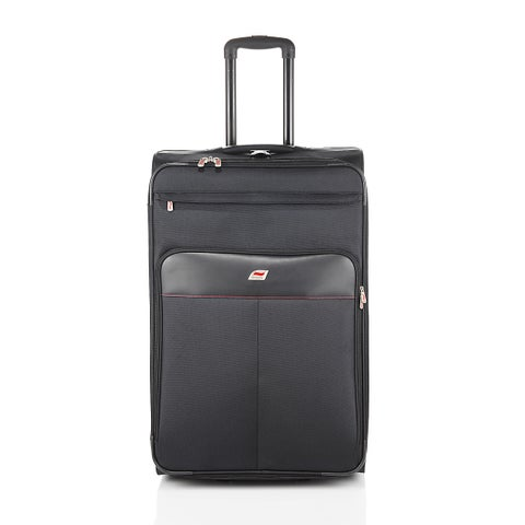 Andare Monterrey 26-inch Expandable Rolling Upright Suitcase