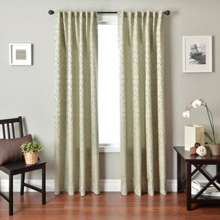 Softline Mabry Rod Pocket Curtain Panel