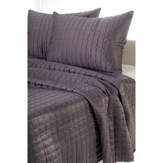 Rizzy Home Satinology 3-piece Quilt Set (3 options available)