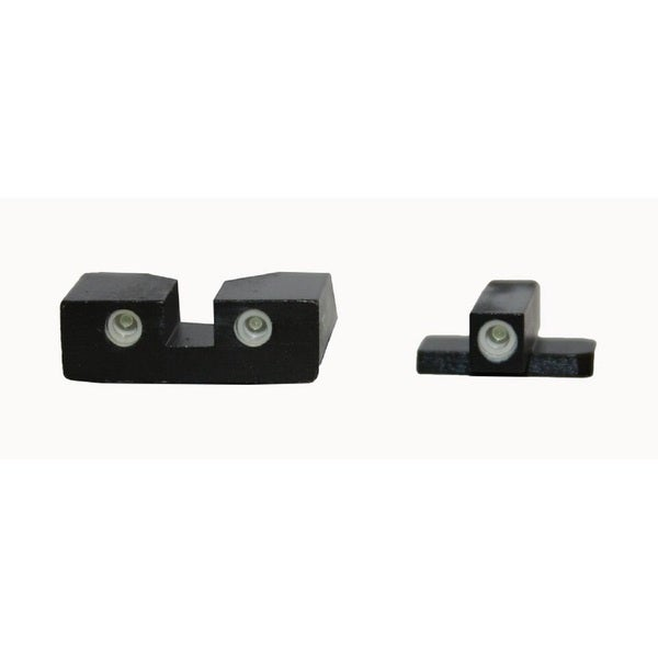 Meprolight Springfield Tru-Dot Nght Sight XDM Fixed Set (4 and 5-inch)