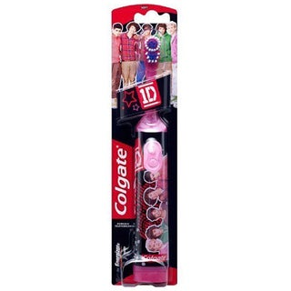 Colgate 1D One Direction Battery Powered Toothbrush