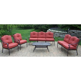 Cushioned Aluminum 5-piece Set