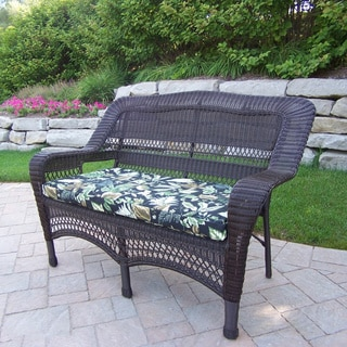 Premium Resin Wicker Loveseat