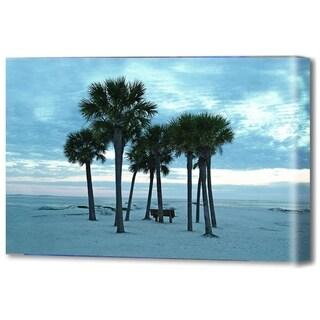 Menaul Fine Art's 'Beach Trees' by Scott J. Menaul
