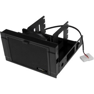 StarTech.com 4x 2.5in SSD/HDD Mounting Bracket with Cooling Fan - Four-Drive Mounting Bracket for Desktop Computer or Server - Thumbnail 0