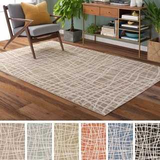 Meticulously Woven Almonaster Rug (5'3 x 7'7)