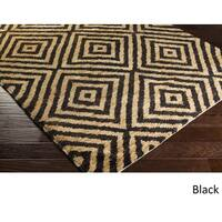 Hand Knotted Alamitos Jute Area Rug - 8' x 10'