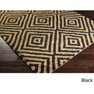 Hand Knotted Alamitos Jute Rug (9' x 13')