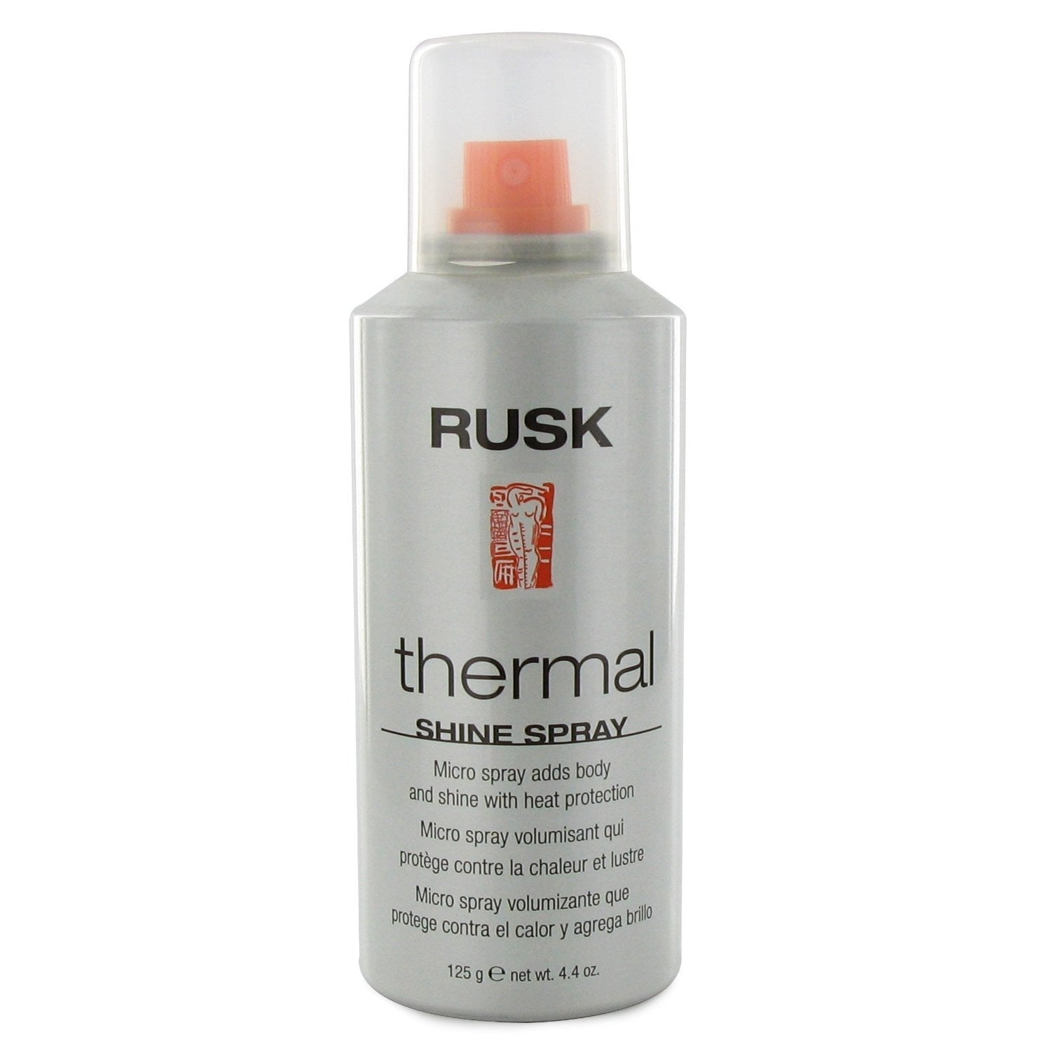 Rusk Thermal Shine 4.4-ounce Spray with Pure Argan Oil (4...