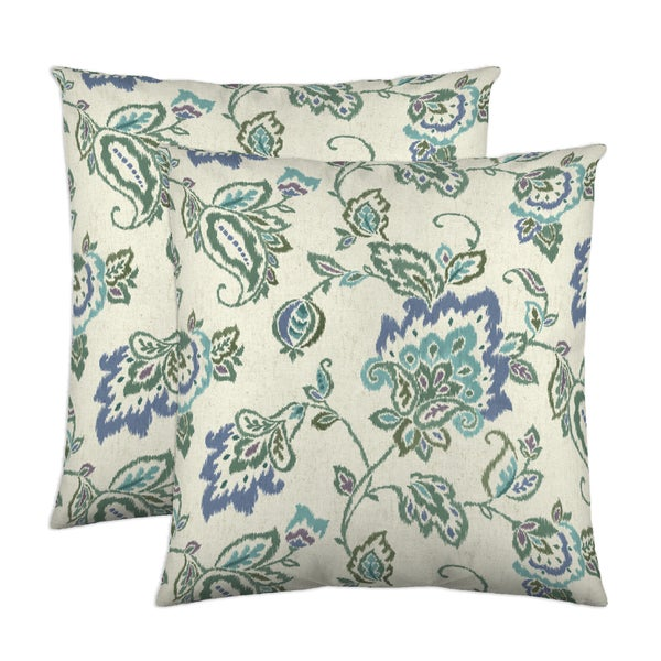 Dharma 18-inch Throw Pillow (Set of 2)