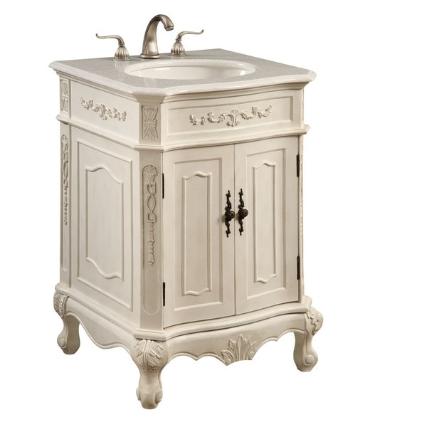 antique white bathroom cabinets shop lighting antique white 2 door vanity cabinet 15414