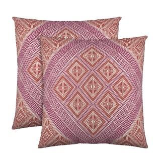 Kenzie 18-inch Throw Pillow (Set of 2)