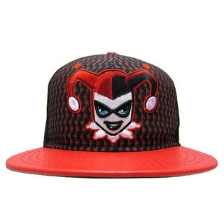 Harley Quinn Embroidered Baseball Cap