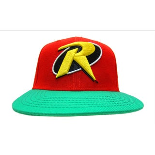 Robin Embroidered Baseball Cap