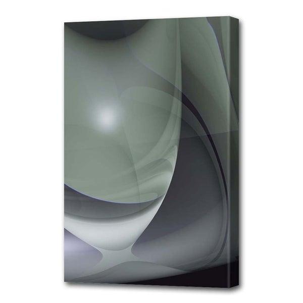 Menaul Fine Art's 'Olive Swirls Goblet' by Scott J. Menaul