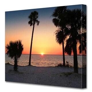 Menaul Fine Art's 'Sunset Trees' by Scott J. Menaul