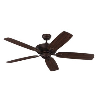 Monte Carlo Colony Max 5 Blade Roman Bronze Ceiling Fan