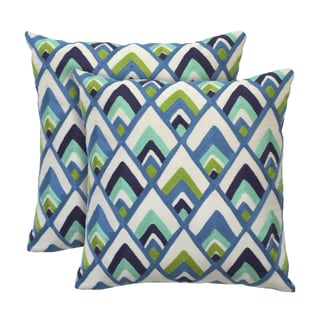 Sylvester 18-inch Throw Pillow (Set of 2)