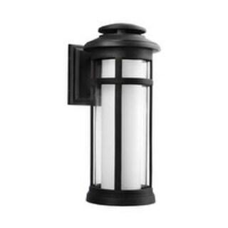 Feiss Oakfield 1 Lights Dark Weathered Zinc Wall Lantern