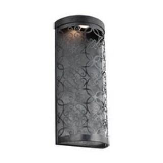 Feiss Arramore 1 Lights Dark Weathered Zinc Wall Lantern