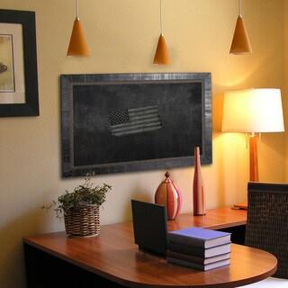 American Made Rayne Tuscan Ebony Blackboard/Chalkboard