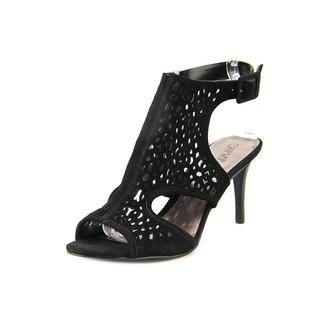 Carlos Santana Women's 'Octave' Regular Suede Sandals