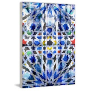 Parvez Taj Tangier Canvas Art 15876628 Overstock Com