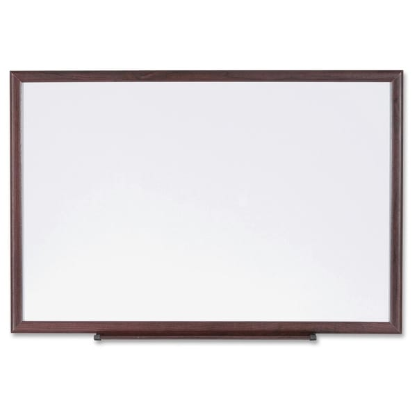 Lorell Wood Frame Dry-Erase Boards - (1/Each)