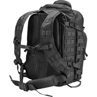 Barska Loaded Gear GX-600 Black Crossover Backpack